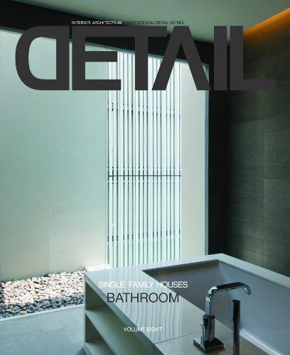 9786167191041: Detail Volume 8: Single Family Houses: Bathroom