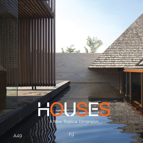 9786167191065: Houses: A New Tropical Dimension