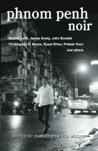 9786167503158: Phnom Penh Noir
