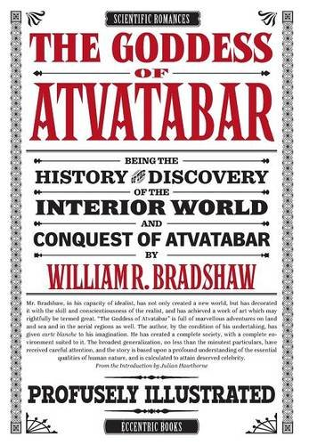 9786188123236: The Goddess of Atvatabar