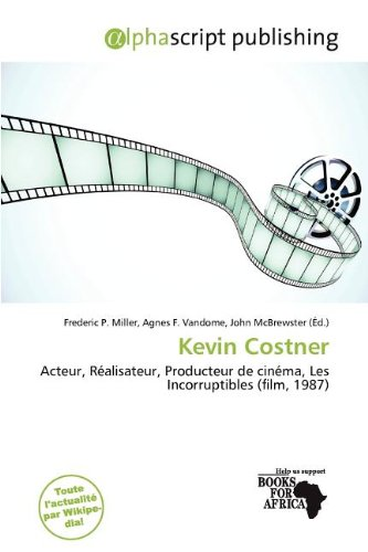 9786200012920: Kevin Costner (French Edition)
