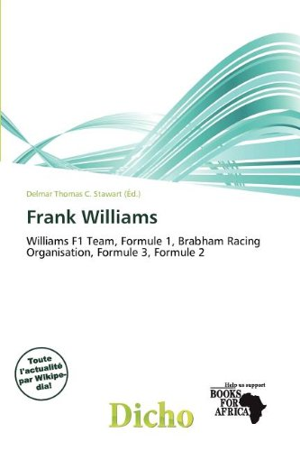 9786200174918: Frank Williams (French Edition)