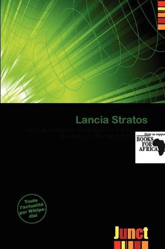 9786200222107: Lancia Stratos