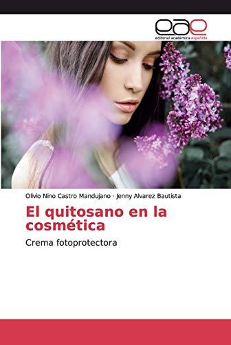 9786200338471: El quitosano en la cosmética