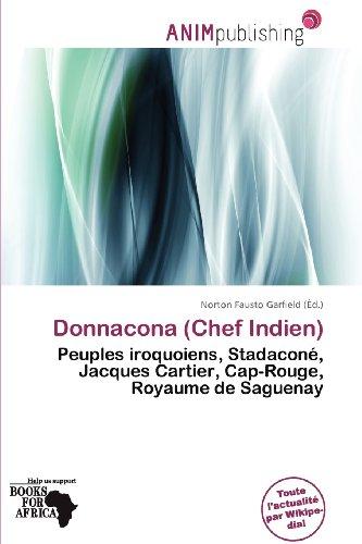9786200454706: Donnacona (Chef Indien)