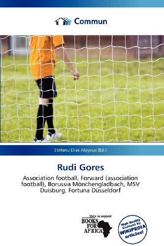 9786200502209: Rudi Gores