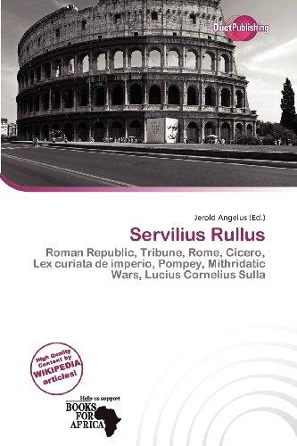 9786200645388: Servilius Rullus