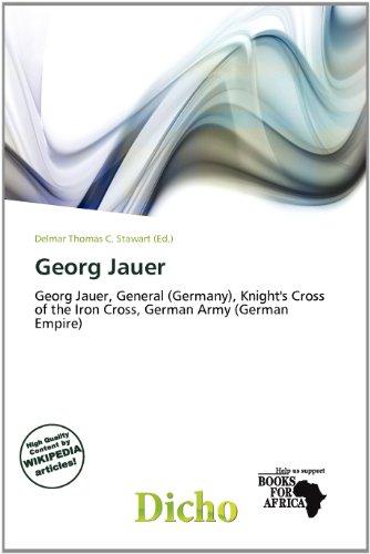 9786200774507: Georg Jauer