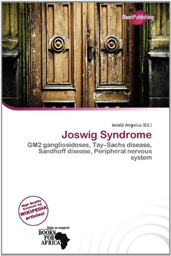 9786200789457: Joswig Syndrome