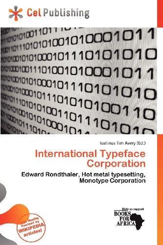 9786200861511: International Typeface Corporation