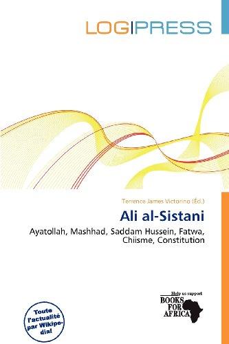9786201443303: Ali Al-Sistani