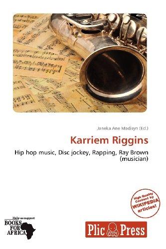 9786201647206: Karriem Riggins