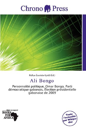 9786201930988: Ali Bongo