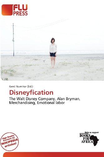 9786201955721: Disneyfication