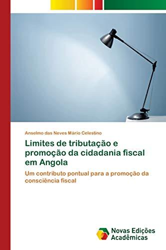 9786202045285: Limites de tributação e promoção da cidadania fiscal em Angola