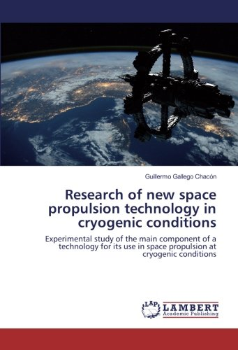 Research of new space propulsion technology in: Guillermo Gallego Chacón
