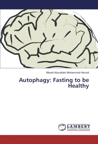 Autophagy: Fasting to be Healthy