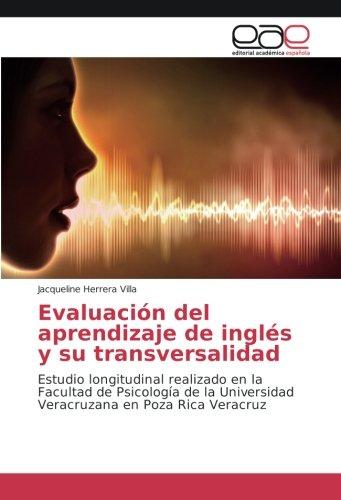 Evaluación del aprendizaje de inglés y su: Jacqueline Herrera Villa