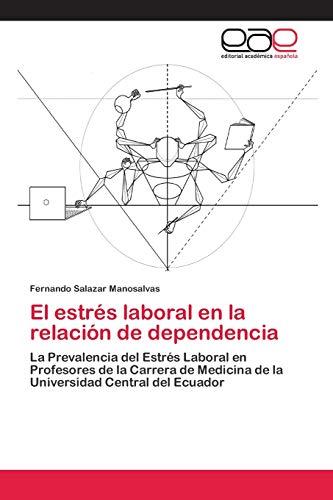 El estrés laboral en la relación de: Fernando Salazar Manosalvas