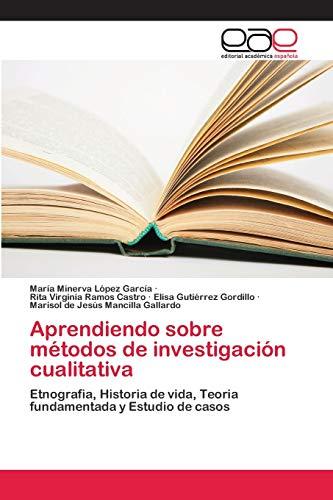 Aprendiendo sobre métodos de investigación cualitativa: Etnografia,: María Minerva López