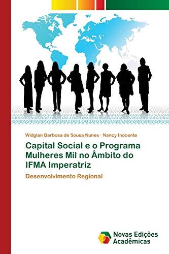 Capital Social e o Programa Mulheres Mil: Barbosa de Sousa