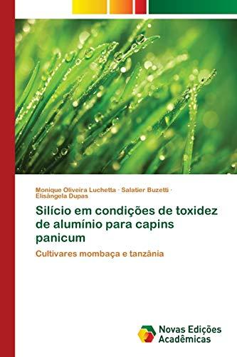 Silício em condições de toxidez de alumínio: Monique Oliveira Luchetta