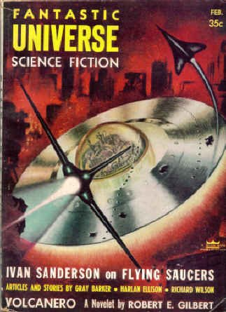 9786211457024: Fantastic Universe, February 1957 (9 Stories, 3 UFO Articles!) (Volume 7, No. 2)