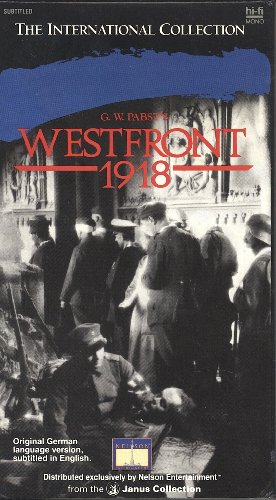 9786300149960: Westfront 1918 [VHS]