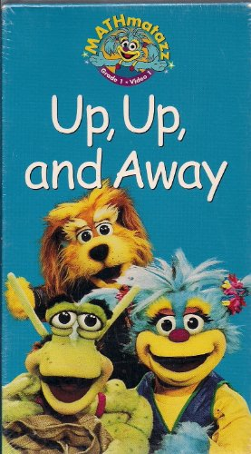 9786300150355: Up Up and Away/Animated [VHS]