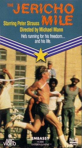 9786300151871: The Jericho Mile [VHS]