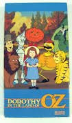 9786300152885: Dorothy in the Land of Oz [VHS]