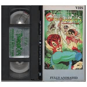 9786300154476: Thundercats Volume 4: Trouble With Time [VHS]