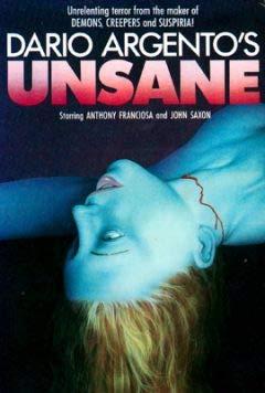 9786300154988: Unsane [VHS]