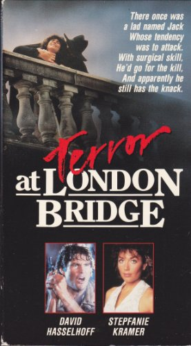 9786300155435: Terror at London Bridge (aka Bridge Across Time) [VHS]