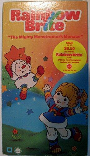 9786300157644: Rainbow Brite - The Mighty Monstromurk Menace [VHS]