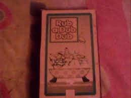 9786300160194: Rub a Dub Dub Vol. 1 [VHS]
