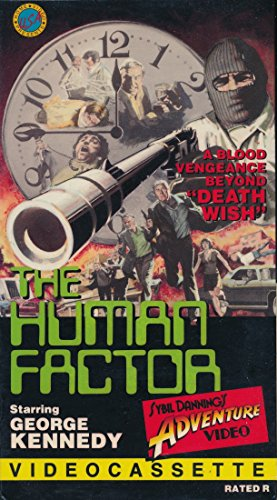 9786300164376: Human Factor, the [VHS]