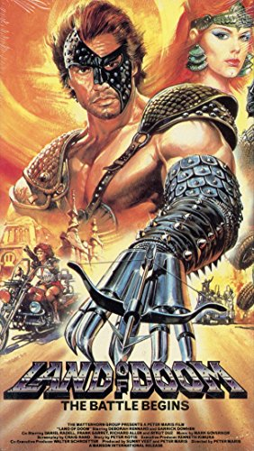 9786300179912: Land of Doom [VHS]