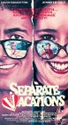 9786300180086: Separate Vacations [VHS] (1986)