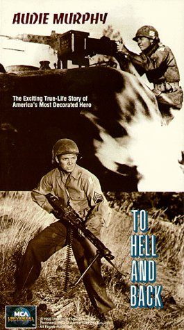 9786300181151: To Hell & Back [VHS]