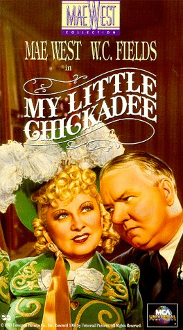 9786300181298: My Little Chickadee [VHS]
