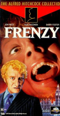 9786300181359: Frenzy [VHS]