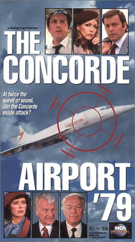 9786300181755: Airport '79: Concorde [VHS]