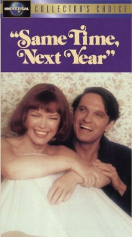 9786300182288: Same Time, Next Year [USA] [VHS]