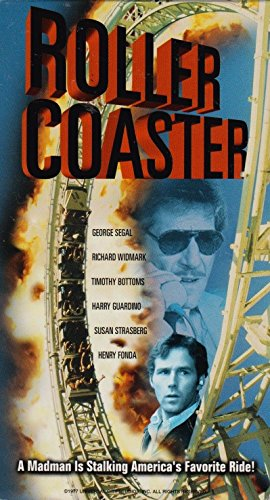 9786300182448: Rollercoaster [VHS]