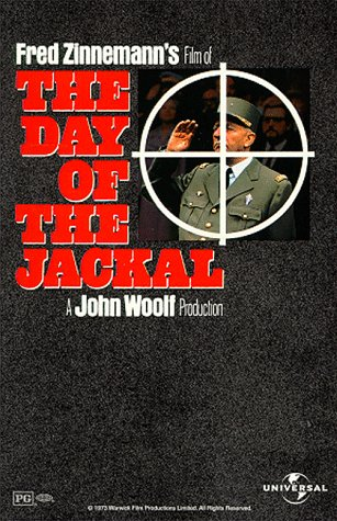 9786300182479: Day of the Jackal [VHS]