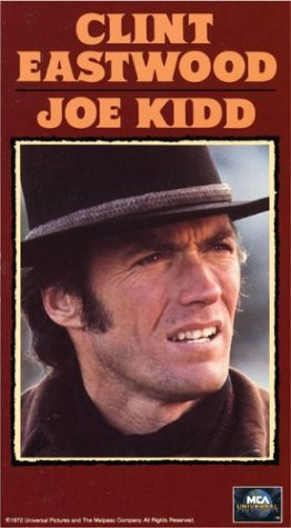 9786300182578: Joe Kidd [VHS]