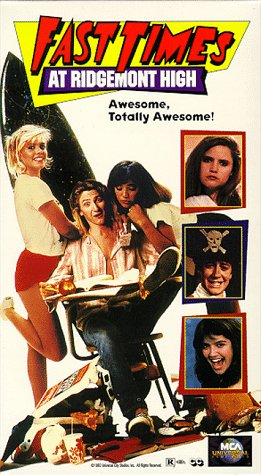 9786300182912: Fast Times at Ridgemont High [VHS]