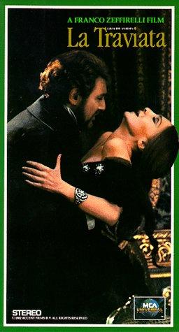 9786300183223: Verdi - La Traviata / Levine, Stratas, Domingo [VHS]