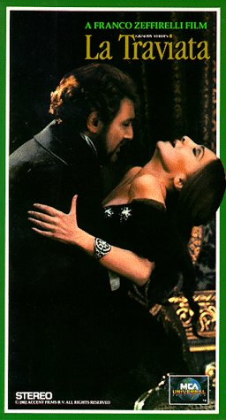 9786300183223: La Traviata [VHS] [Import USA]